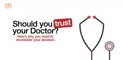 Should you trust your Doctor? Here's why you need to reconsider your decision.