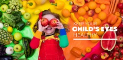 Foods To Keep Your Child's Eyes Healthy, For Life!