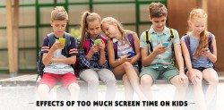 Digital Eyestrain – How Bad It Is For Kids And Ways To Prevent It!