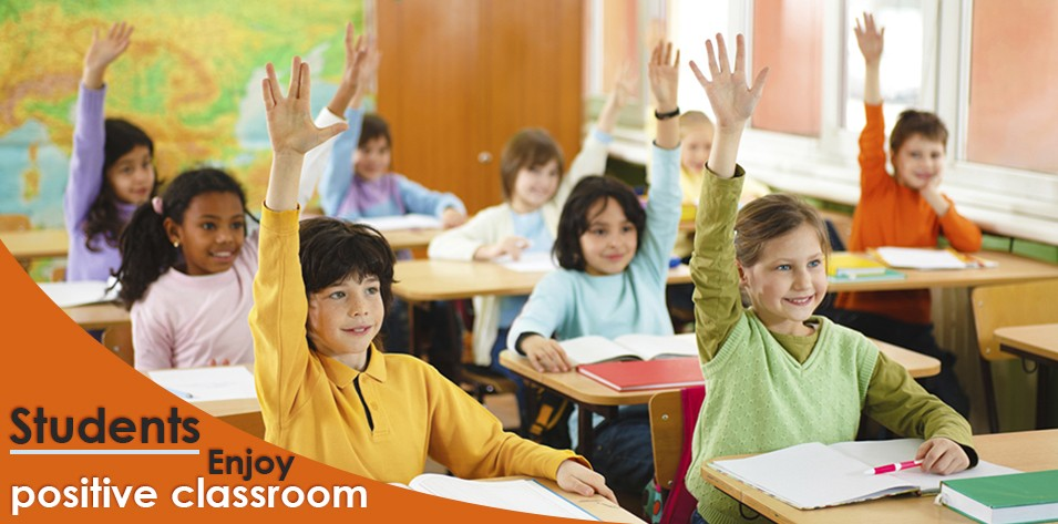 How to Create a Positive Classroom Environment