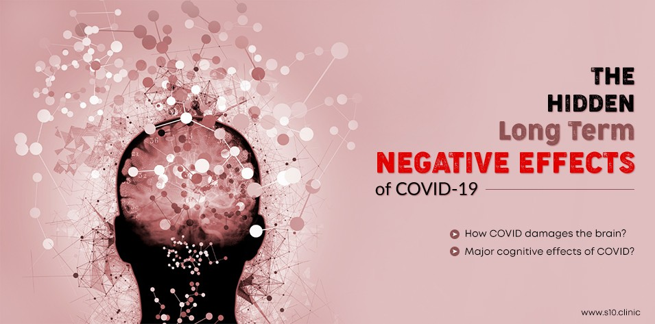 The Hidden Long Term Negative Effects of COVID-19