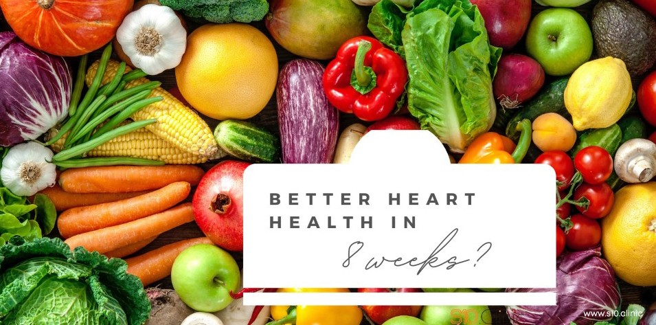 Better Heart Health in Week