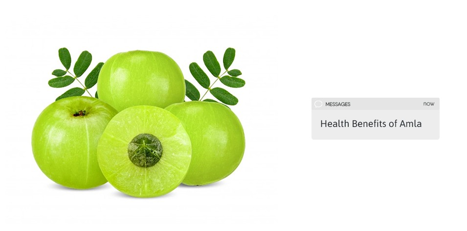 Health Benefits of Amla