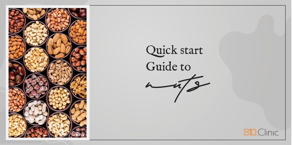 Quick start Guide to nuts