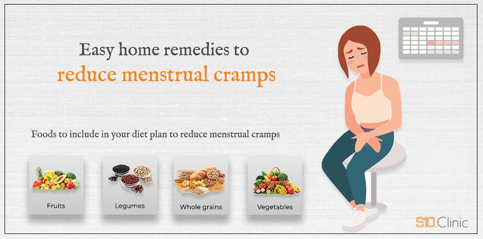 Home Remedies to Reduce Menstrual Cramps