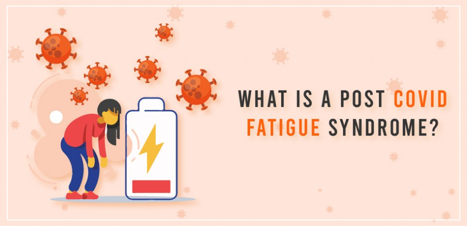 What is a post COVID fatigue syndrome?