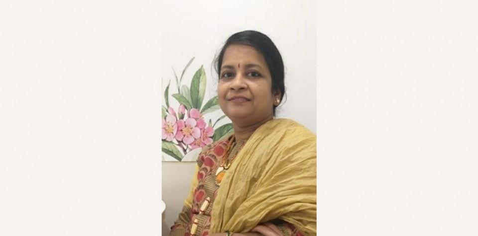 Dr. Rekha Karnam Srinivasan,