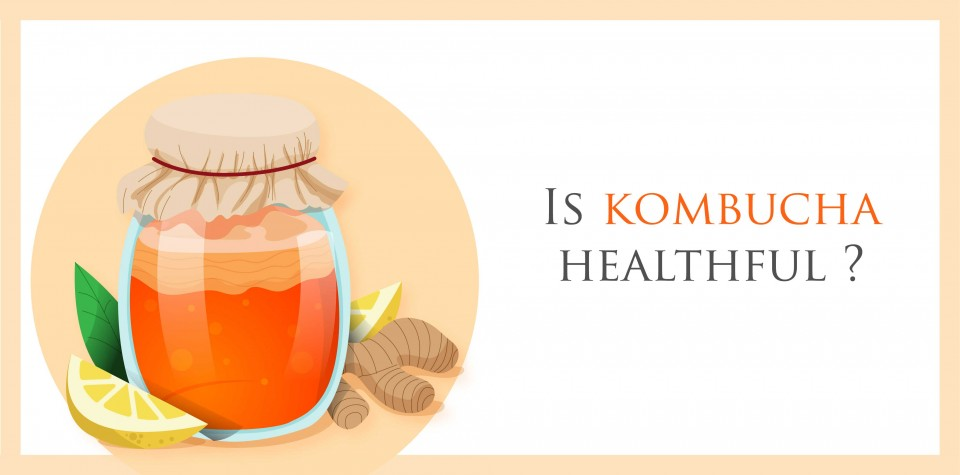 Is Kombucha healthful ? Let's hear from the experts