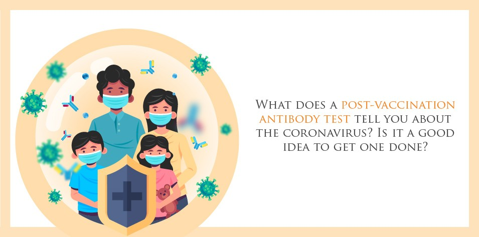 What does a post-vaccination antibody test tell you about the coronavirus? Is it a good idea to get one done?