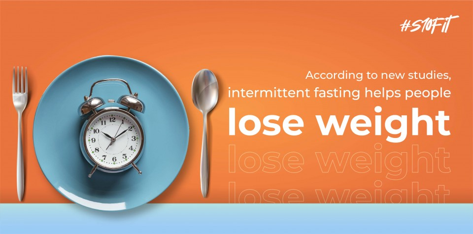 According to new studies, intermittent fasting helps people lose weight