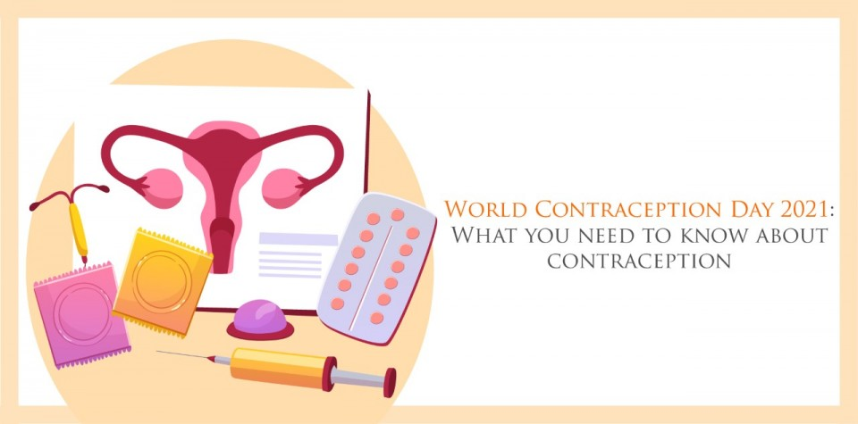 World Contraception Day 2021: What you need to know about contraception