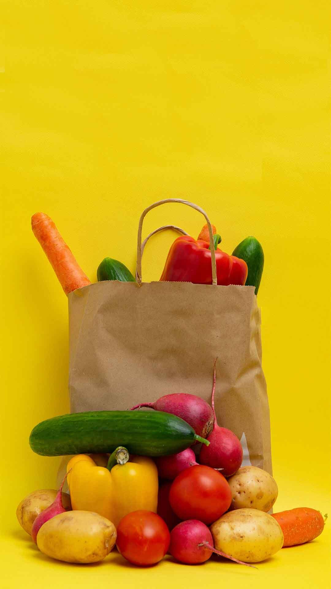 Top 5 healthy vegetables