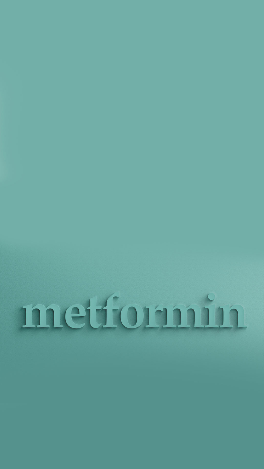 Is metformin a wonder drug?