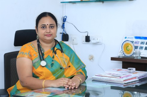 Dr. Buvaneswari G