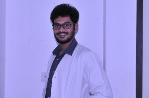 Dr. Ashwin Rajan D
