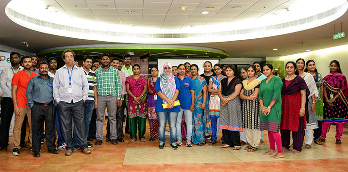 HiPer Assessment at Technip India