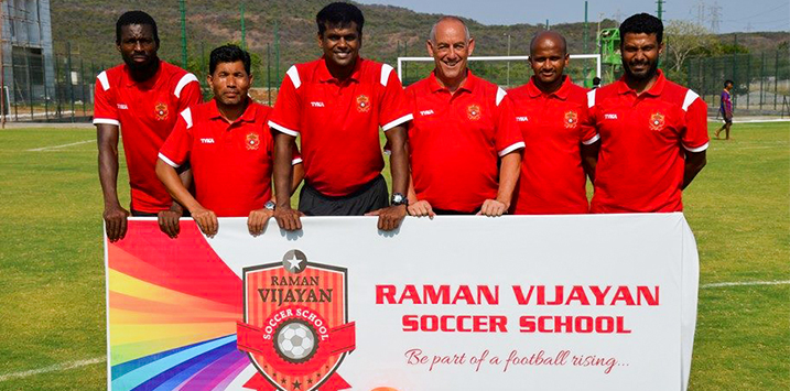 High Performance Football Coaching Programme