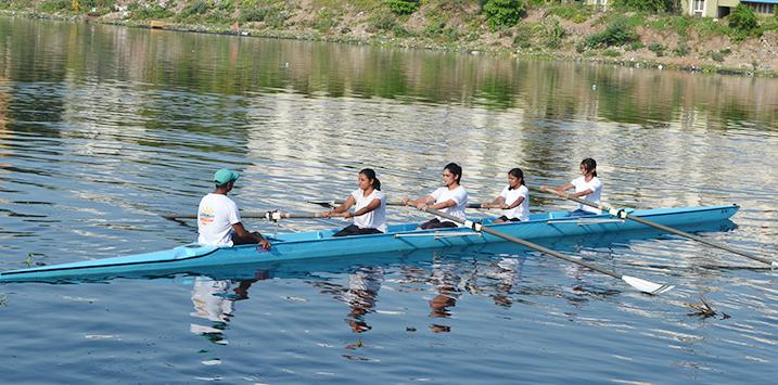 Madras Boat Club Rowing Summer Camp