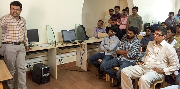 Corporate Talk at Quadsel Systems
